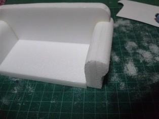ソファーの作り方2-7