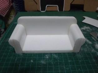 ソファーの作り方2-8