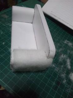 ソファーの作り方4-2