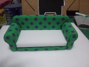 ソファーの作り方6-6