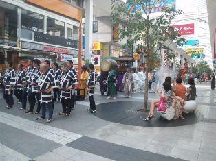 清正公祭り1