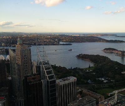 from the SydneyTower (2)