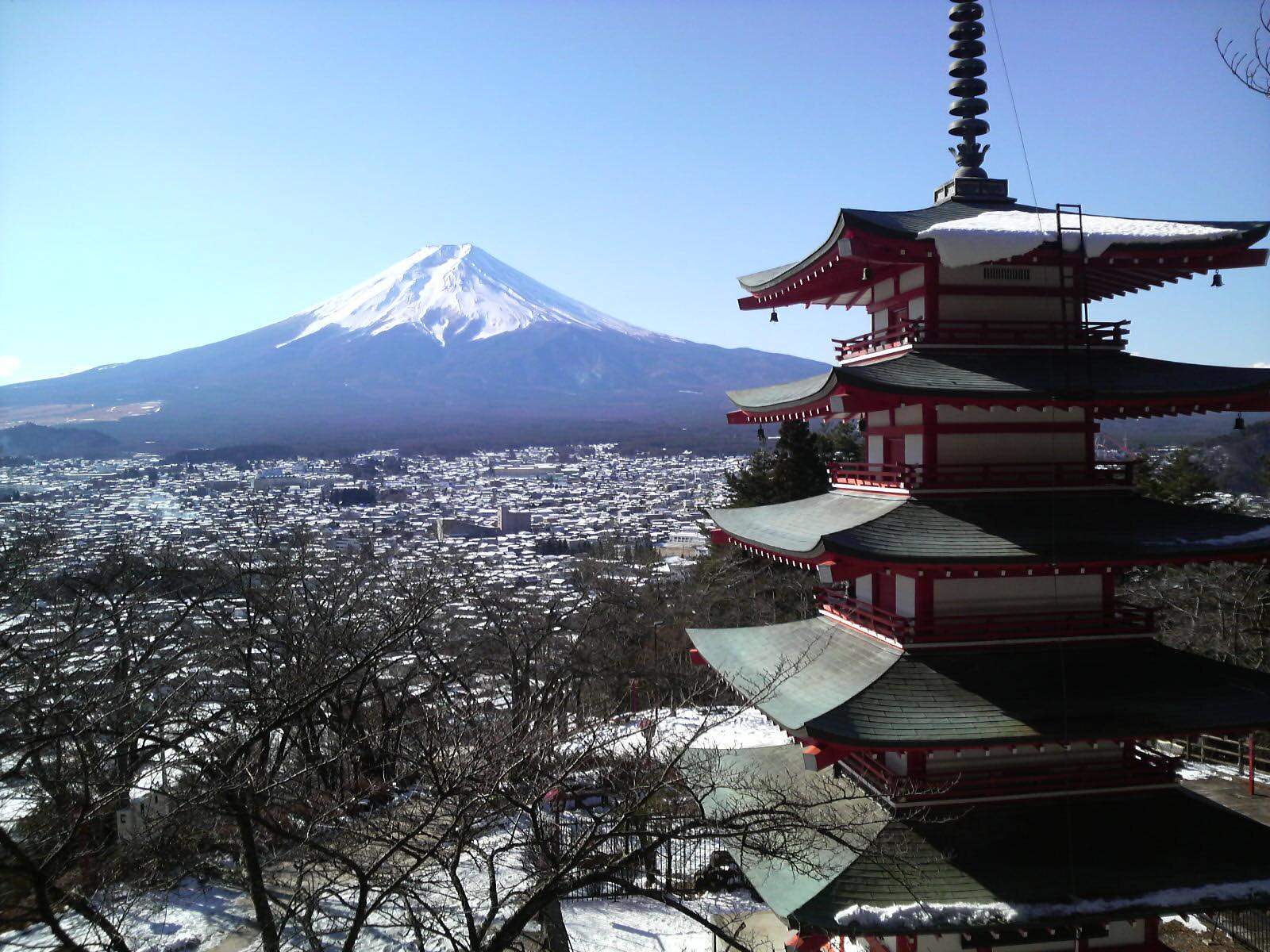 ぶらり富士五湖
