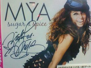 Mya 「Sugar & Spice」