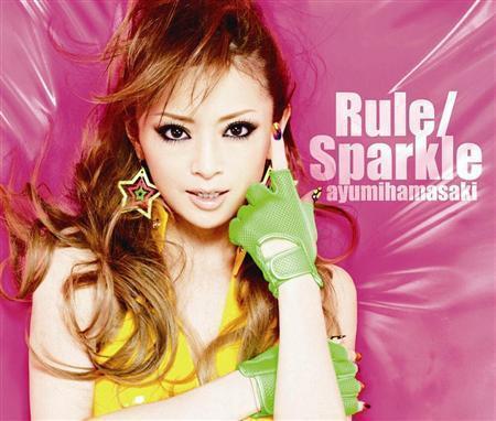 浜崎あゆみ 「Rule/Sparkle」