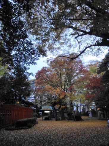 春日神社。