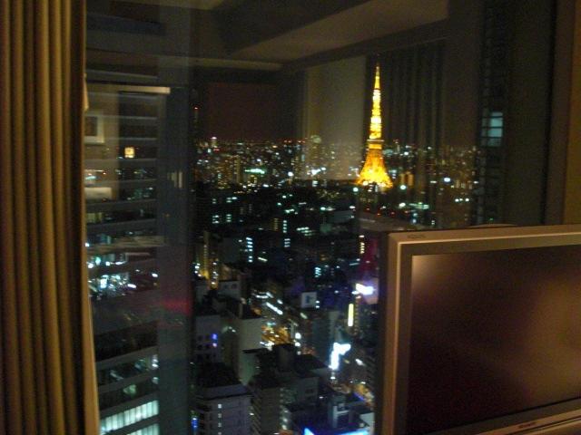 東京 タワー 見える ホテル