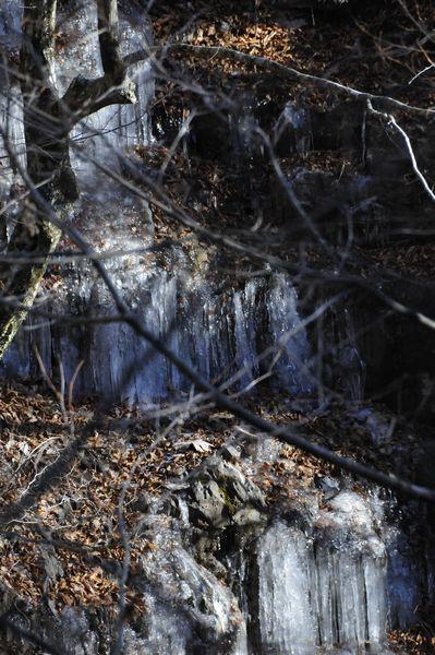 2009年1月1日氷柱