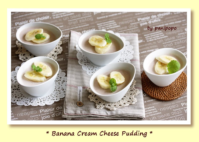 banana-cheese-pudding
