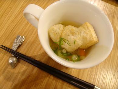 マクロビカフェスープ