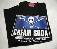 クリームソーダ ブルーのTシャツ