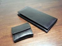 ポーターの長財布と小銭入れ