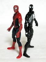 スパイダーマン&ブラックスパイディ