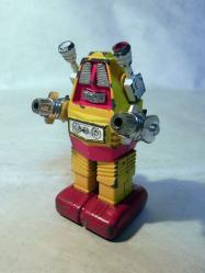 ヨネザワ ZnDc合金シリーズロボット ダイヤビーマー