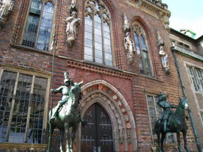 ブレーメン市庁舎2