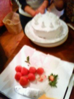 cake作業