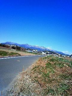 1月11日あかぎ山