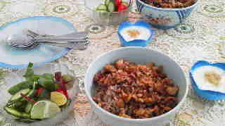 ペルシャ料理の会