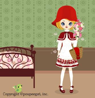 2月11日赤頭巾