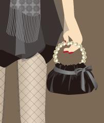 ドレスバッグ