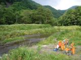 2009 08 03 ダム湖親水部分.JPG