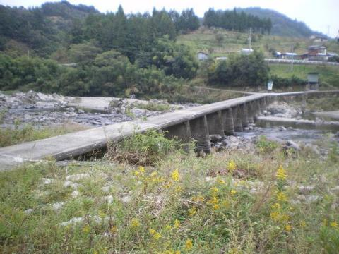 沈下橋11