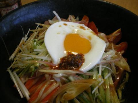 ネギチャ冷麺j0717