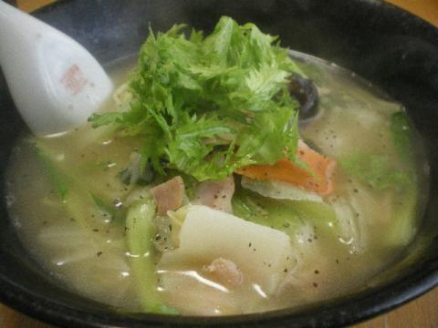 わさび菜麺j12