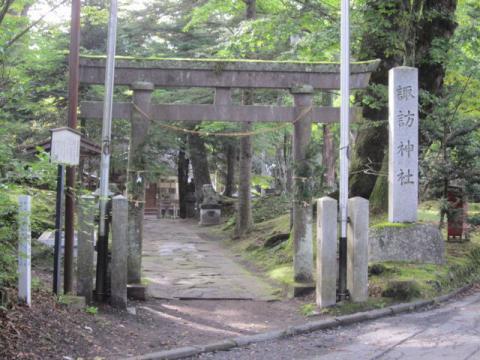諏訪神社k31