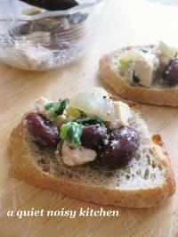 金時豆とチーズのサラダ2
