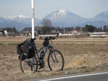 1月7日赤川ダムへサイクリング