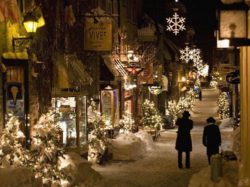ケベッククリスマス