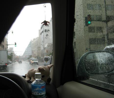 スコール的雨2