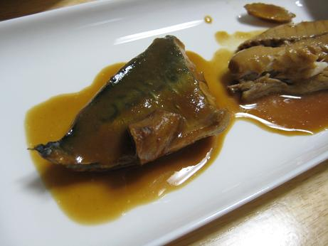 サバno味噌煮1
