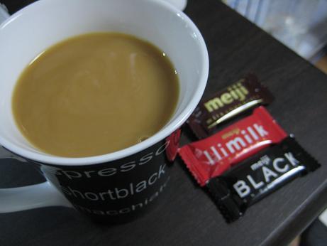私のコーヒータイム