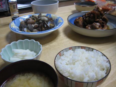 夕飯でしゅ1