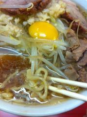 上野毛二郎麺100721