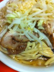 神保町二郎麺100806