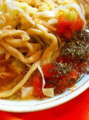 府中二郎麺100826
