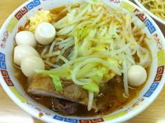 栃木二郎つけ麺100831