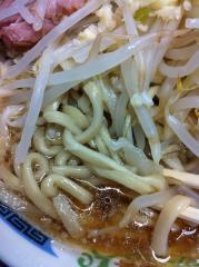 ラーメン二郎目黒店100926