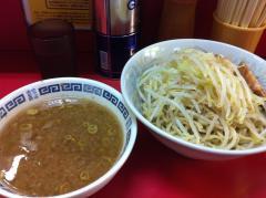 上野毛二郎つけ麺101002