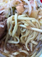目黒二郎麺101224
