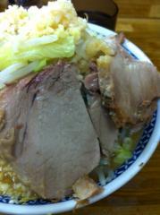 新小金井街道ブタ110203