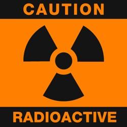 放射線マーク