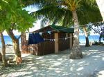 ジープ島のトイレ