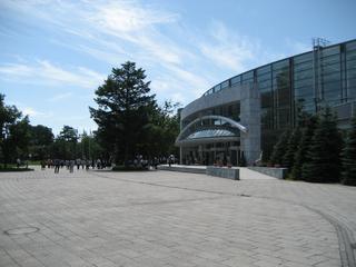 コンサートホールキタラ