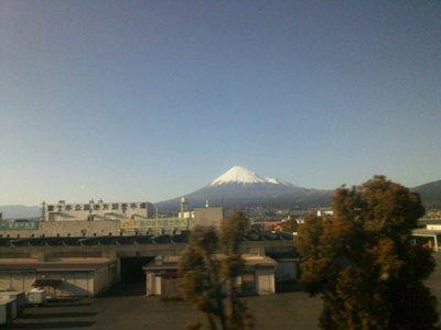 ぴかぴか富士山