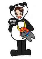 横浜しぃパンダと湖南とこにゃん
