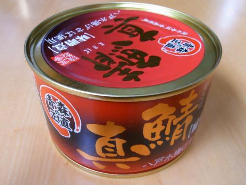 R0013428青森 真鯖 味噌煮 赤缶